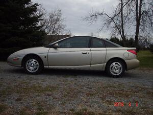 2001 Saturn SC2