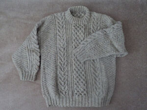sweater from Ireland