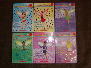 RAINBOW MAGIC - L'ARC-EN-CIEL MAGIQUE SERIES (FRENCH)