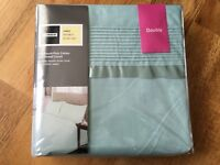 **Brand New duck egg Aimee Double Bed Set**