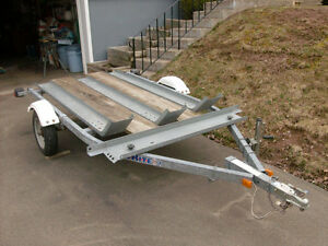 Load Rite MC-1800 Motorcycle Trailer For Sale