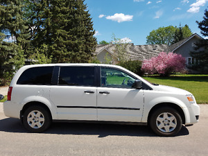 2010 Dodge Grand Caravan SE, Canada Value Package Minivan, Van