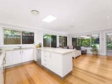 Newly renovated spacious house, brilliant location Lane Cove Lane Cove Area Preview