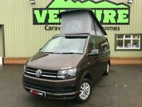 VW Transporter T6 Highline 150 BHP PS Brown Camper, New Campervan Conversion
