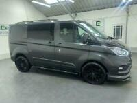 FORD TRANSIT CUSTOM 2.0 320 LIMITED DCIV L1 H1 *BUY TODAY FROM £562 P/M*