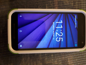MOTO G3 WITH SHOCKPROOF CASE