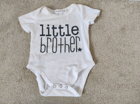 3-6 months little brother vest
