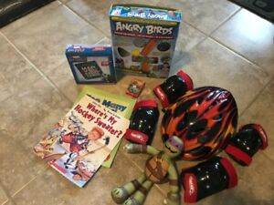 Toy package for approximately 3-6 year old Includes: •$20