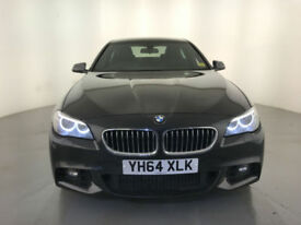 2014 64 BMW 530D M SPORT AUTOMATIC DIESEL BMW SERVICE HISTORY FINANCE PX WELCOME