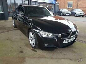 image for 2015 BMW 3 Series 320d M SPORT, FULL HEATED LEATHER, SAT NAV. Auto SALOON Diesel