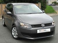 Volkswagen POLO 1.2 TDI 75ps SE 2011MY 3-dr : 58k mi : £20 VED TAX