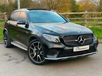 2017/66 Mercedes-Benz GLC 43 PREMIUM PLUS 4MATIC 9G-Tron AMG GLC43 CAT S PX
