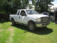 2005 Ford F-350 superduty Pickup Truck