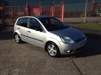 2005 Ford Fiesta 1.4 flame only 73k £995