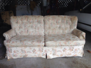 Sklar-Peppler 6 ft Couch/Hide-a-bed FREE. Will Deliver for Free