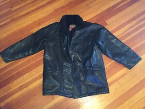 Men's Large Leather Jacket