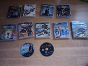 PS3 Playstation games