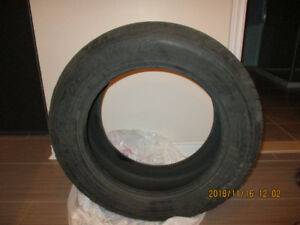 Toyo winter tires / Pneus d'hiver Toyo / 255 55 R18