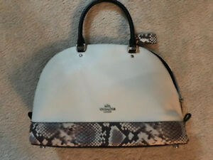 Brand New Coach Large Satchel