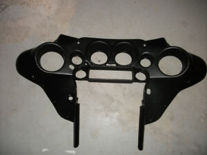 Harley Davidson Instrument Panel, Bat Wing Inner Fairing $200