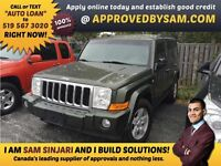 "UPGRADES MADE EASY - COMMANDER- TEXT ""AUTO LOAN"" TO 519 567 3020"
