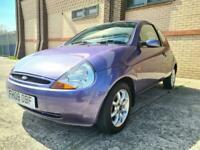 2008 Ford KA 1.3i Zetec [70] 3dr [Climate] HATCHBACK Petrol Manual