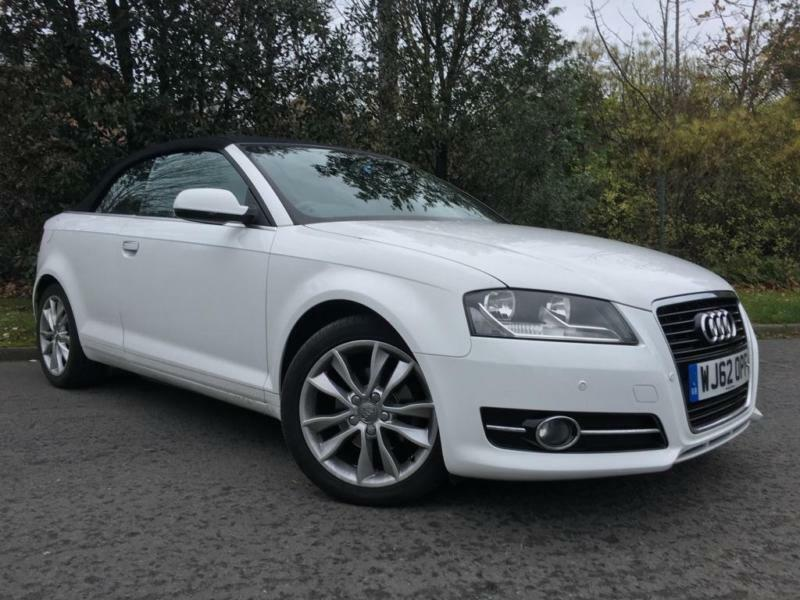 2012 audi a3 cabriolet 1.6 tdi cr sport 2dr | in bournemouth