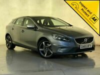 2015 65 VOLVO V40 R-DESIGN LEATHER INTERIOR £0 ROAD TAX 1 OWNER SERVICE HISTORY