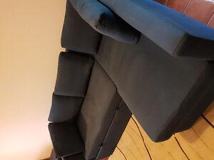 Divan sofa lit