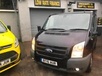 2010 10 FORD TRANSIT 2.2TDCi ( 85PS ) 260 SWB TREND / FULLY SERVICED