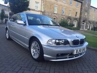 Bmw 3 series 320i automatic coupe