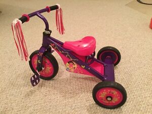 Dora tricycle . Like new. Windsor Region Ontario image 1