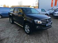 Volkswagen Amarok Highline+ Double Cab 180 PS 2.0 TDI BMT 8sp Automatic 4Motion