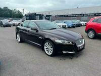 2011 Jaguar XF 3.0d V6 Luxury 4dr Auto SALOON Diesel Automatic
