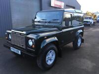 * SOLD * 2004 Land Rover Defender 90 County TD5 2.5 Diesel 4x4
