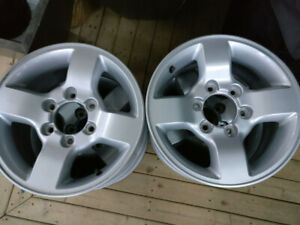 "16"" Nissan Frontier Wheels"