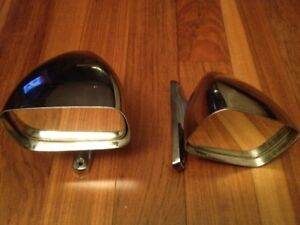 1968 1969 1970 Chrome Sport Mirrors