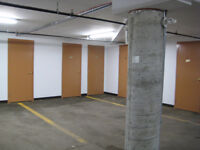 Indoor parking, 1 min to metro, with storage, Don't miss it!!!