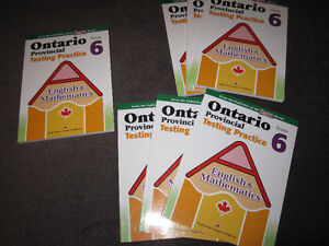 Learning Workbook - Ontario Provincial Testing Practice 6 - NEW