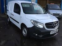 Mercedes-Benz Citan 1.5CDI Long 109 white 2015