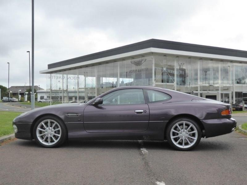 Aston Martin DB Vantage Coupe Dr Petrol Automatic G - 2000 aston martin