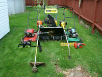 DEEN Small Engine Lawn Equipment Repairs and Machining