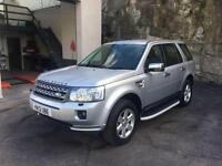2012 12 LAND ROVER FREELANDER 2.2 TD4 GS 5D AUTO 150 BHP DIESEL