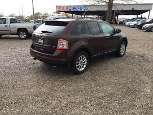 2010 Ford Edge SEL SUV, Crossover Windsor Region Ontario image 3