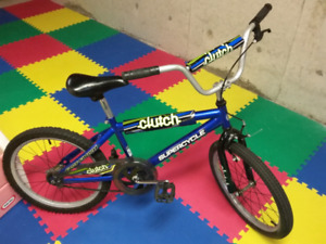 "20"" BMX Supercycle ""Clutch"""