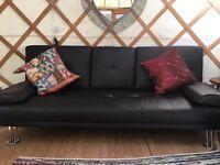 Sofa bed cinema style