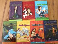 Livres français -collection Aurélie Laflamme 35$