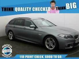 image for 2016 BMW 5 Series 520D M SPORT TOURING Auto Estate Diesel Automatic