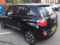 2013 13 FIAT 500L 1.6 MULTIJET LOUNGE 5D 105 BHP DIESEL