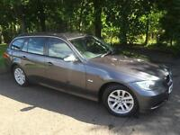 2007 BMW 3 Series 2.0 318d SE Touring 5dr Diesel Manual (155 g/km, 122 bhp)